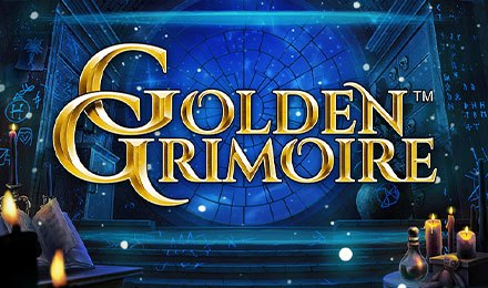 Golden Grimoire Slots